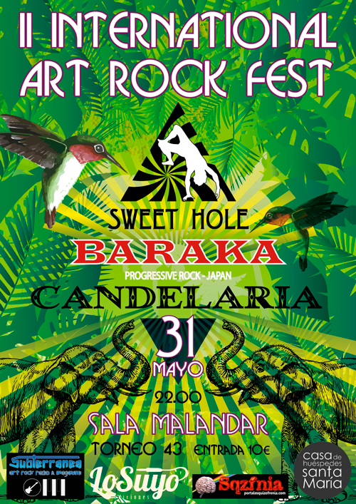 II-art-rock-fest---sweet-hole-candelaria-baraka