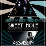 Presentación de Assassin: Próximo jueves 26 de marzo en la Sala X (Sevilla)